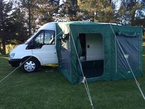 Ford Transit Campervan 2002 Fyshwick South Canberra Preview