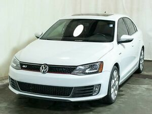 2014 Volkswagen Jetta GLI Edition 30 6MT Sedan w/ Navigation, Le