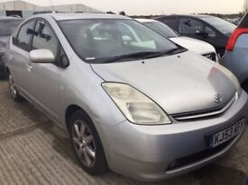 2004 TOYOTA PRIUS 1.5 VVTI T-SPIRIT HYBRID ELECTRIC AUTOMATIC 5 SEATS FAMILY CAR NOT INSIGHT CIVIC