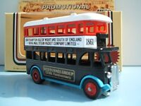 Red Funnel Group 125th Rare Lledo Model Bus AEC Regent D/D Isle of Wight - Southampton