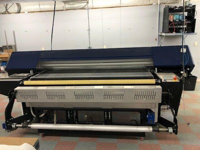 FTEX JS BT-180 2013 textile printer