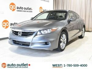 2011 Honda Accord Cpe EX-L w/Navi; Heated Seats, Sunroof