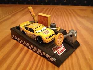 Disney Cars / Cars 2 Lightning McQueen die cast car launchers