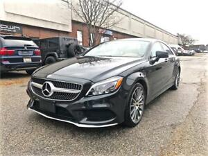 2015 Mercedes-Benz CLS-Class CLS 550 4MATIC, NO ACCIDENT