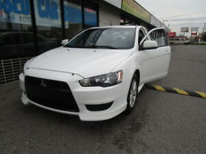 2013 MITSUBISHI LANCER,NO ACCIDENT,CERTIFIED,WARRANTY,VERY CLEAN