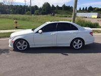 2011 Mercedes C300 with LOW KMS
