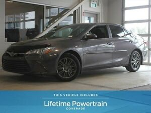 2015 Toyota Camry LE-Backup Camera-Heated Seats-Power Driver Sea
