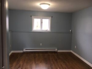 Two bdrm apartment for rent.