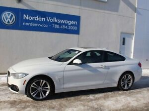 2016 BMW 4 Series 428i xDrive AWD - LEATHER HEATED WHEEL / SEATS