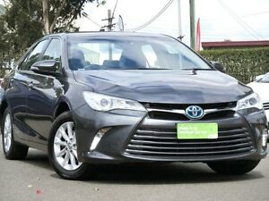 2015 Toyota Camry AVV50R Hybrid H Grey 1 Speed Constant Variable Sedan Hybrid Condell Park Bankstown Area Preview