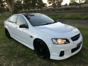 2013 Holden Commodore VE II MY12.5 SV6 Z-Series White 6 Speed Manual Sedan Mayfield East Newcastle Area Preview
