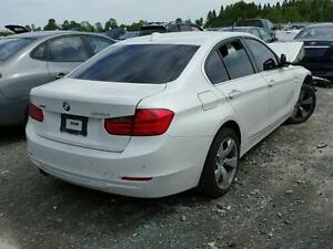 Parting out 2013 BMW 328xi F30