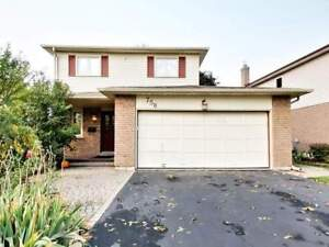 Rent: beautiful 3 beds whole house Oshawa Harmony / Rossland