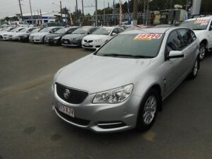 2013 Holden Commodore VF MY14 Evoke Sportwagon Silver 6 Speed Sports Automatic Wagon