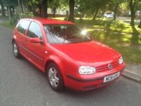 VW Golf 1.4E full 12 months mot cheap to run and insure great condition 50 mpg