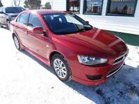 2014 Mitsubishi Lancer SE only $118 bi-weekly all in!