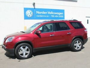 2011 GMC Acadia SLT AWD - HEATED LEATHER SEATS - REAR-VIEW CAMER