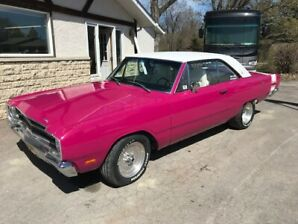 CUSTOM 1969 DODGE DART GT
