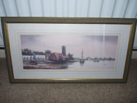 *Reduced to Clear* 'Royal Oak' Pub, Isle of Wight, KEN HAMMOND, Long Picture