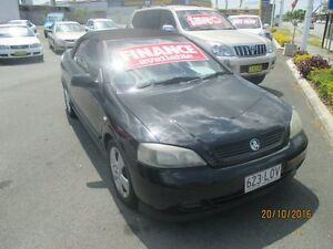 2005 Holden Astra TS MY05 Black 4 Speed Automatic Convertible Tweed Heads South Tweed Heads Area Preview