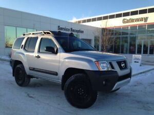 2011 Nissan Xterra PRO-4X Manual, A/C, Steering Wheel Audio Cont