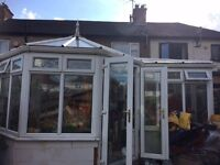 "UPVC Conservatory - Beautiful victorian style ""P"" shaped"