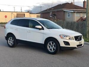 2010 Volvo XC60 3.2 AWD 3.2 6CYL/BLIS/LEATHER INTERIOR/BLUETOOTH