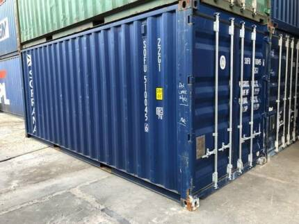 20 Foot Shipping Containers Warrnambool Warrnambool City Preview