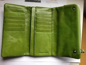 Leather wallet Kingston Kingborough Area Preview