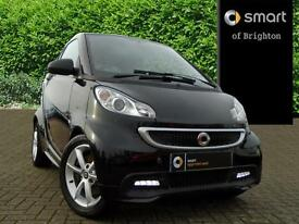 smart fortwo coupe EDITION 21 MHD (black) 2013-09-30