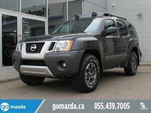 2015 Nissan Xterra PRO-4X LEATHER NAV ALL TERRAIN BEAST
