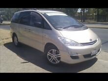 2004 Toyota Tarago ACR30R Ultima 4 Speed Automatic Wagon Para Hills West Salisbury Area Preview