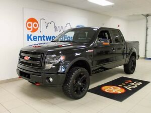 2013 Ford F-150 2013 FX4 V8!!! LEATHER AND MOONROOF!