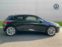 2013 Volkswagen Scirocco 2.0 Tdi Bluemotion Tech Gt 3Dr [Nav/Leather] Coupe Dies