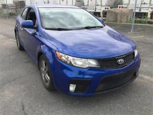 2011 Kia Forte Koup/MAGS/AC/CRUISE/GROUPE ELEC/SIEGES CHAUFFANT