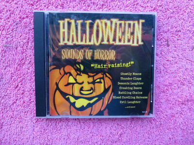 Halloween: Sounds of Horror by Various Artists (CD, 2001, Madacy) ()