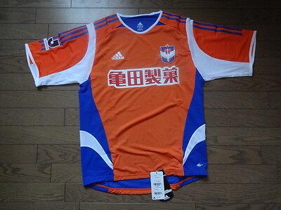 Albirex Niigata 100% Authentic Player Issue Jersey 2006 J-League O BNWT [2548] image