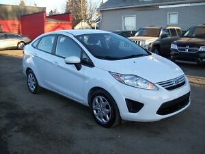 2013 Ford Fiesta SE/4DR/AUTO/$31 WEEKLY/APPLY NOW Edmonton Edmonton Area image 1