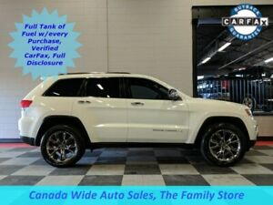 2014 Jeep Grand Cherokee AWD Limited, Sunroof, Back Up Camera, H