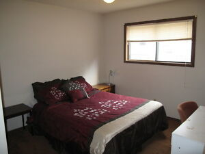 Furnished bedroom for couple for rent in Banff, Available June 1