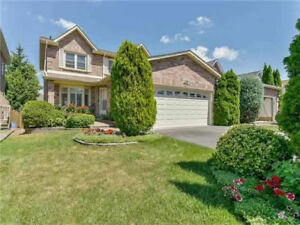 SPECTACULAR DETACHED AJAX HOME - PICKERING VILLAGE