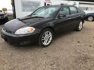 2008 Chevrolet Impala LTZ Sunroof, Spoiler. Low Km's!!! $7950