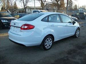 2013 Ford Fiesta SE/4DR/AUTO/$31 WEEKLY/APPLY NOW Edmonton Edmonton Area image 3