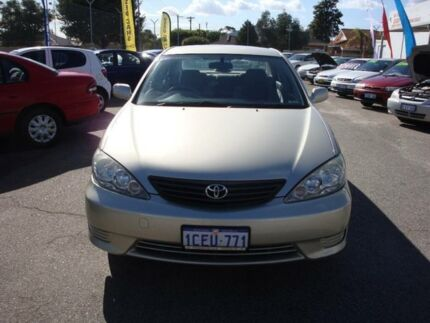 2006 Toyota Camry ACV36R 06 Upgrade Altise Limited Silver 4 Speed Automatic Sedan Carlisle Victoria Park Area Preview