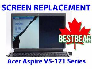Screen Replacment for Acer Aspire V5-171 Series Laptop