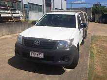 2012 Toyota Hilux Ute Workmate Hillcrest Logan Area Preview