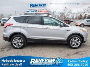 2015 Ford Escape 4WD Titanium, Panoramic Sunroof, Navigation, Re