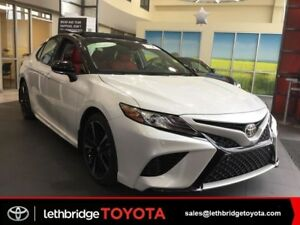 2018 Toyota Camry XSE Text 403.894.7645