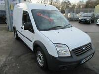 2012 12 FORD TRANSIT CONNECT 1.8 T230 HR VDPF 1D 89 BHP DIESEL