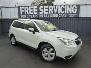 2015 Subaru Forester S4 MY15 2.5i-L CVT AWD White 6 Speed Constant Variable Wagon Reynella Morphett Vale Area Preview